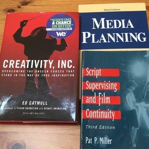 Book Bundle- Media